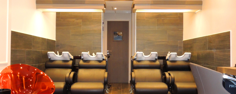 Agencement salon de coiffure giro agencement - Agencement de salon ...